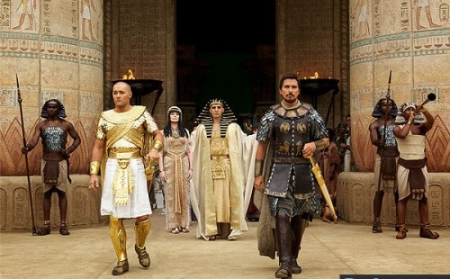 Ridley scott Exodus Movie review Biblically accurate | Heresy and Blasphemy of the Bible