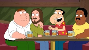 Fox Network Blasphemes Jesus Christ in Family Guy Episode 'The 2,000 Year Old Virgin'