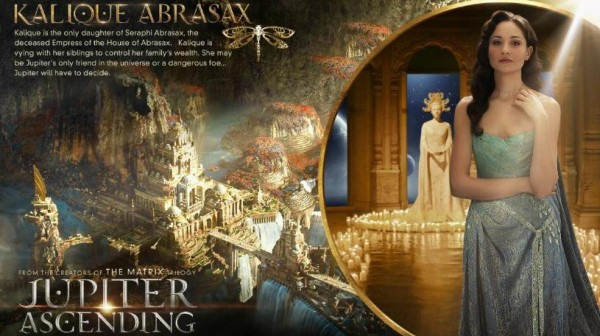 Jupiter Ascending Christian movie Review | Meaning of Jupiter Ascening Lucifer Rising