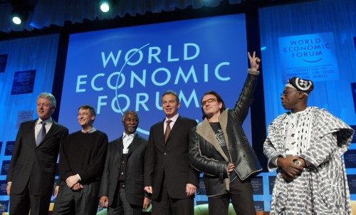 Davos Forum New World Order gathering | Is the Mark of the Beast already here?