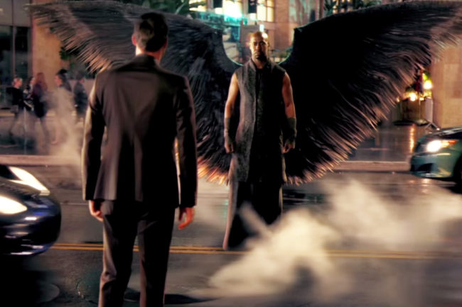 Lucifer TV show Christian review | boycott Fox Lucifer