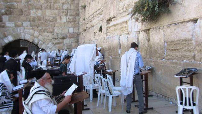 What is the real location of the temple of Second Temple   Antichrist and the third Temple