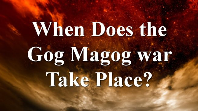 Will the Gog and Magog war happen soon? | End time Bible prophecy New World Order