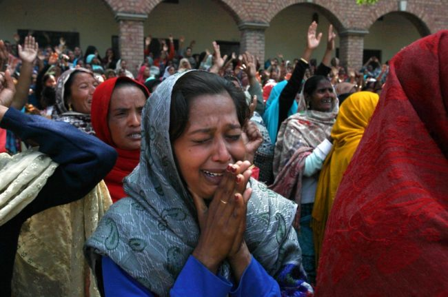 Worst Countries for Christian persecution | World Watchlist rankings