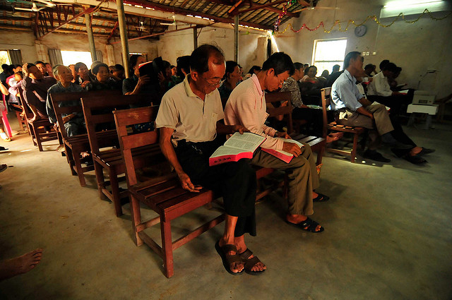 Worst places in the world to be Christian   Bible verses on persecution