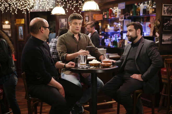 CBS Blasphemous TV Show | Year of living Biblically
