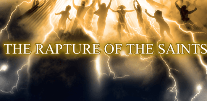 The Last Trump Of The Rapture Explained   Beginning And End