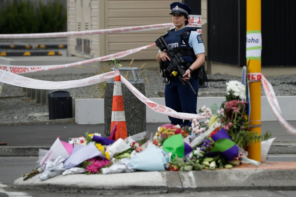 Where was God in the New Zealand shooting | Was the New Zealand shooter a Christian?