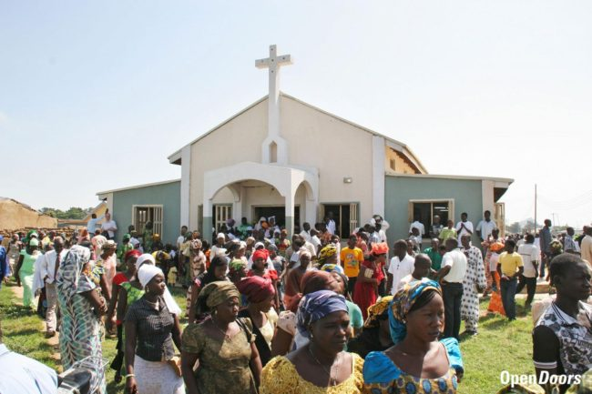 Christian persecution in Africa | Bible verses on Persecution