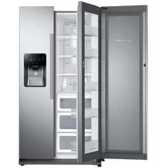 Samsung Side-By-Side Food Preview Fridge