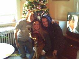 Christmas 2012 with my boys