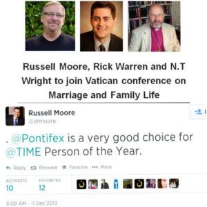 Russell Moore false teacher