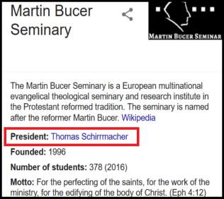 Schirrmacher Martin Bucer