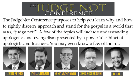 judge not phil johnson