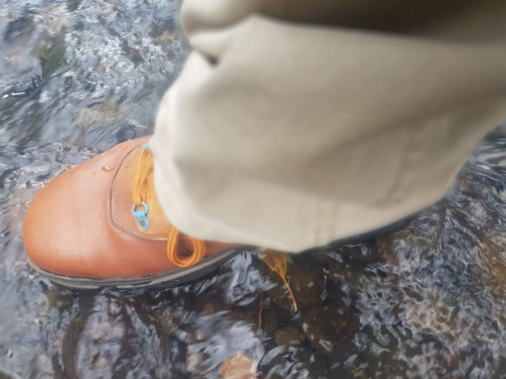 water proof boots to go