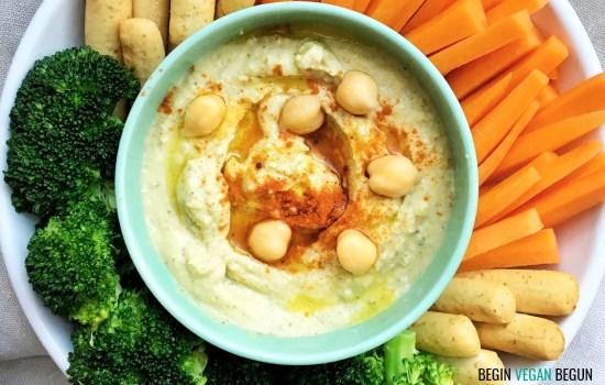 Hummus (receta básica)
