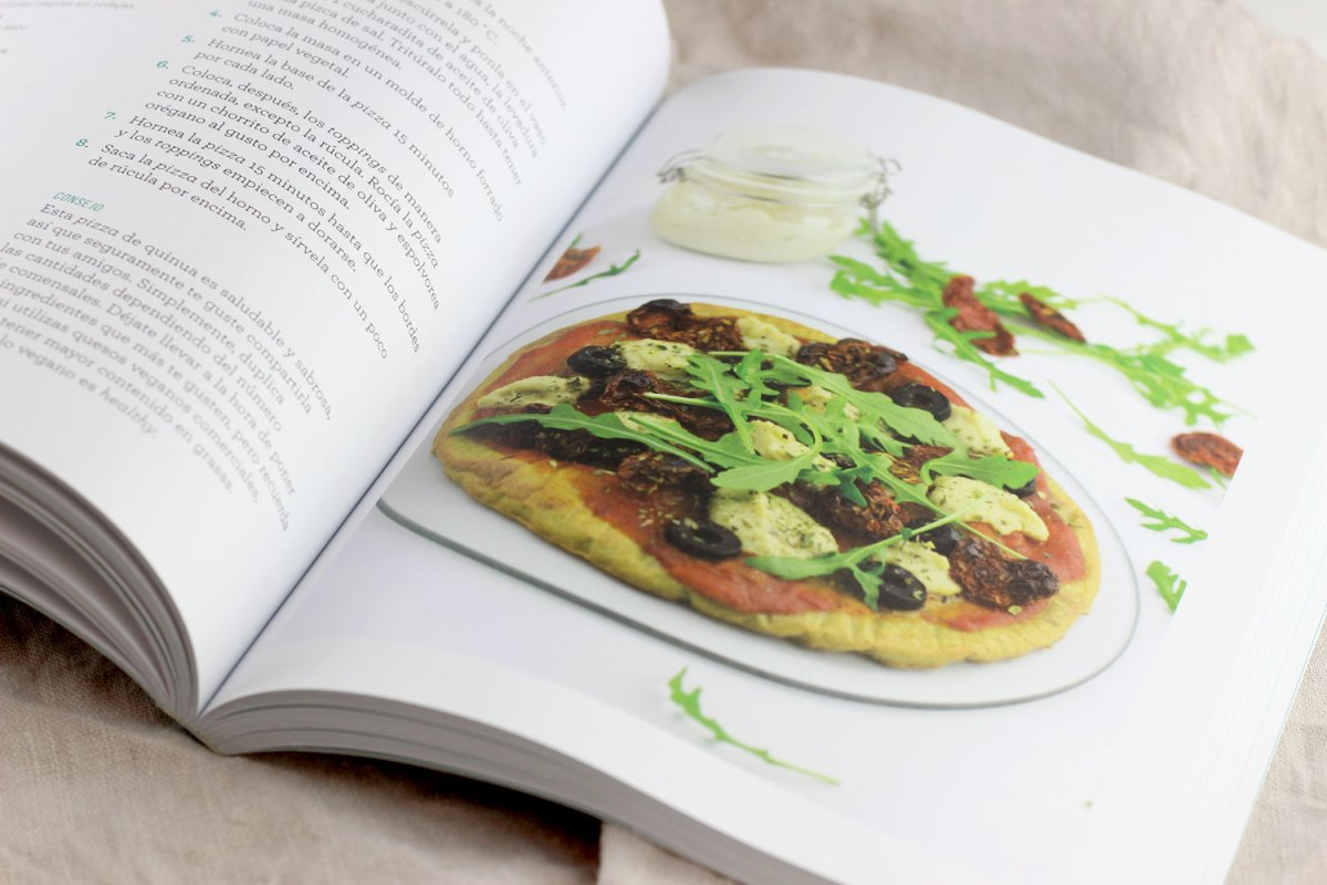 libro de recetas veganas begin vegan begun