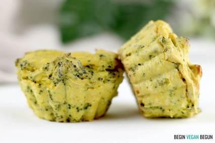 Muffins brocoli