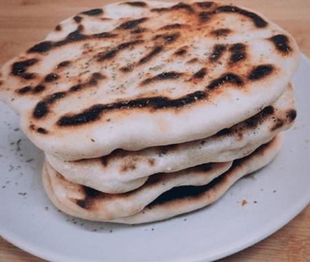 Pan hecho por @virginia21