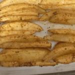 Patatas hechas por @albathory