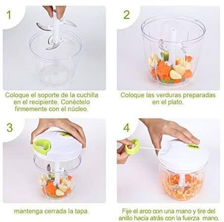 picadona manual de verduras