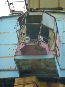 Neptun Werft | Alter Kran | Bild 3