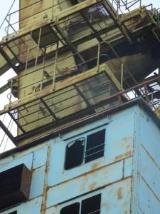 Neptun Werft | Alter Kran | Bild 5