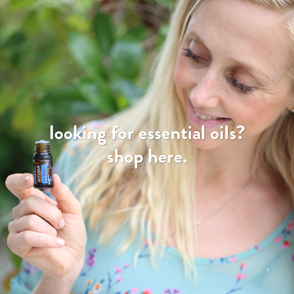 Looking for essential oils? Shop here.