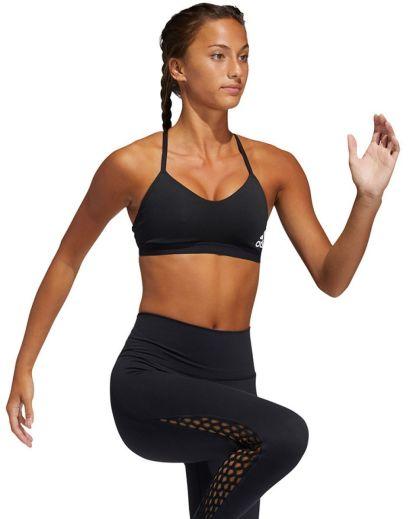 Sportinė liemenėle Adidas All me light support training bra