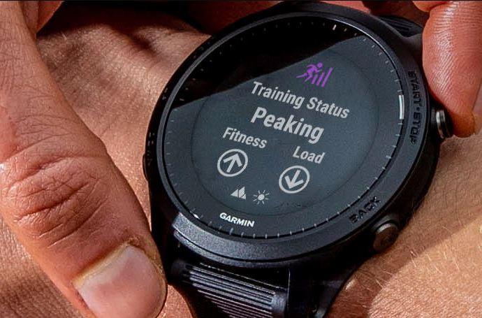 bėgimo garmin laikrodziai