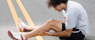 боль в мышцах после пробежки