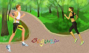 бег - это способ изменить жизнь