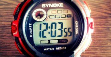 часы Synoke S-Sport