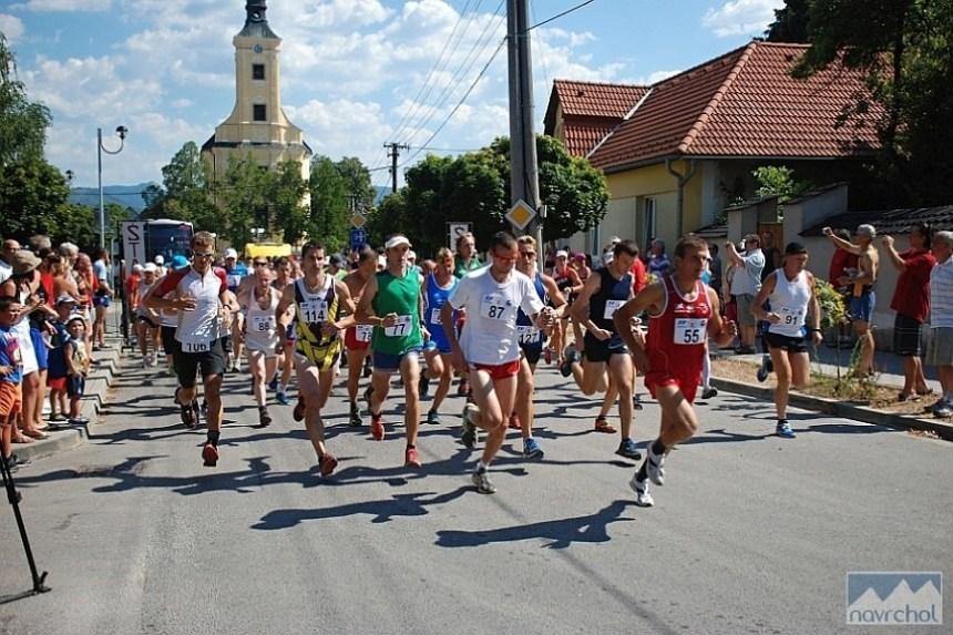 Majstrovstvá SR v behu do vrchu 2013