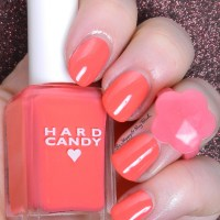 Hard Candy Tangerini and Zombie (20th Anniversary nail polishes)