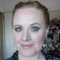 Smokey Eye Look with Tarte Cosmetics Rainforest After Dark palette