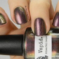 Vapid Lacquer Spellcaster *Hella Holo Customs Nail Polish*
