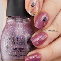 Sinful Colors Dead On swatch + review