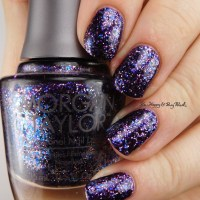 Morgan Taylor Sapphires, Rubies, and Emeralds Oh My nail polish swatch + review