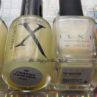 Unicorn Pee Polish Comparison: Ringer Goes Blonde, Sir Cockicorn, The Magician, Fire Opal