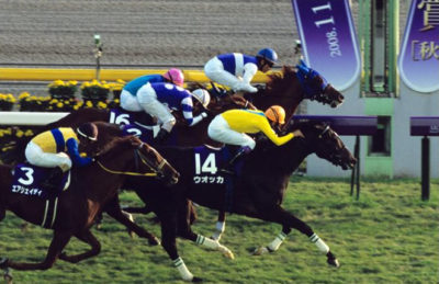 2008年秋の天皇賞