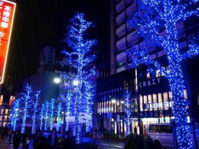渋谷の青の洞窟5