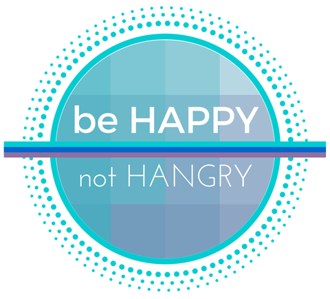 Be Happy Not Hangry