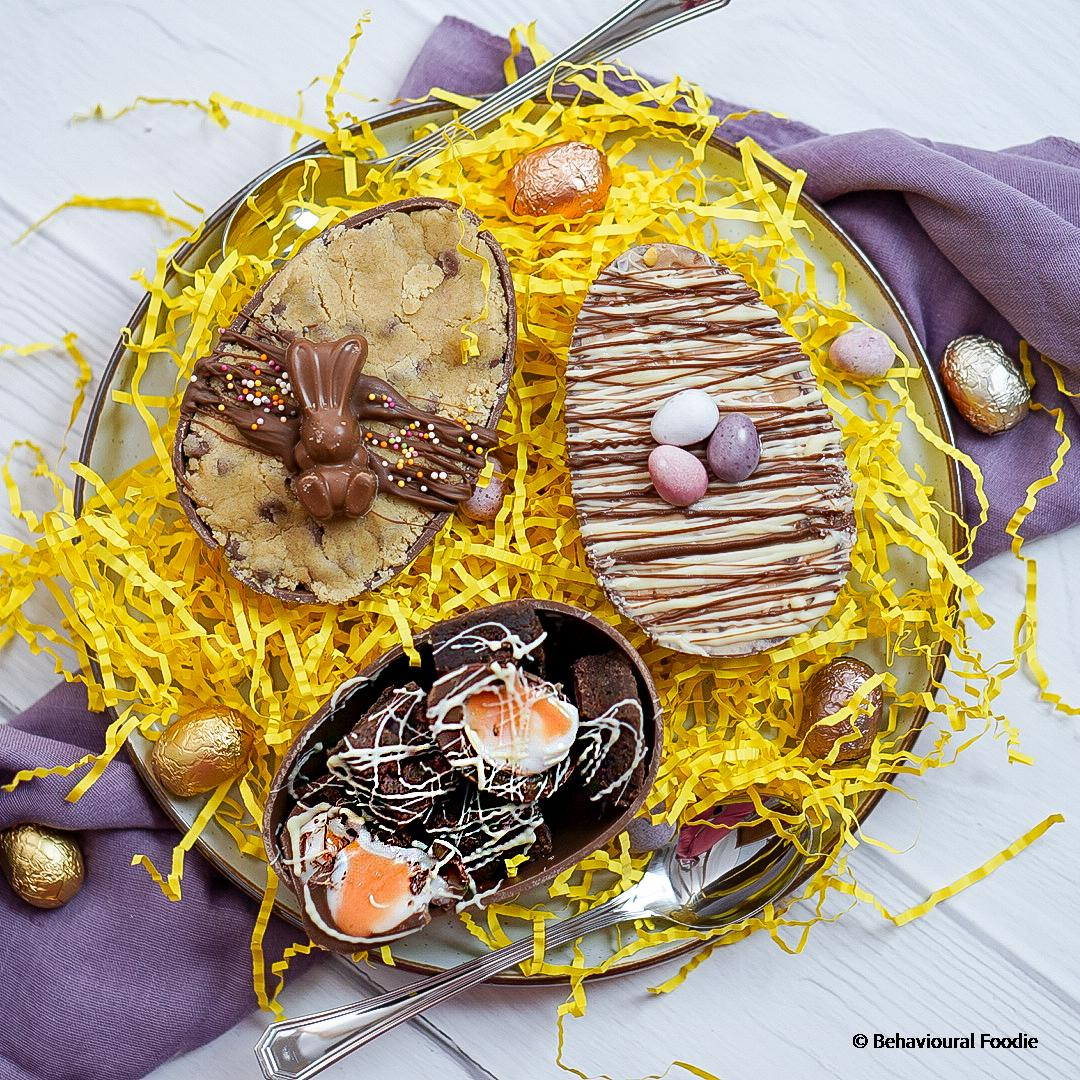 Easter Treat Boxes with Blossom Bakery
