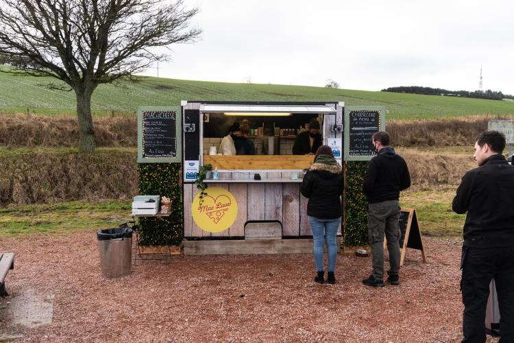 Mac Love Behavioural Foodie Photography