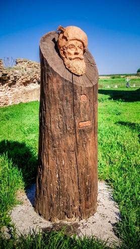 Manastirea Plaviceni plopii slavitesti teleorman mormantul lui mihai viteazu (1)
