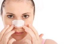 rid of blackheads