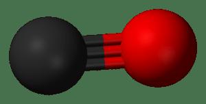 CO carbon oxygen carbon monoxide fuelled by bottled gas