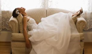 Wedding Night and Stress Factors