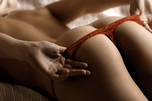 redpanties 300x200 - Porn Star Sex Life - Bedroom Titan